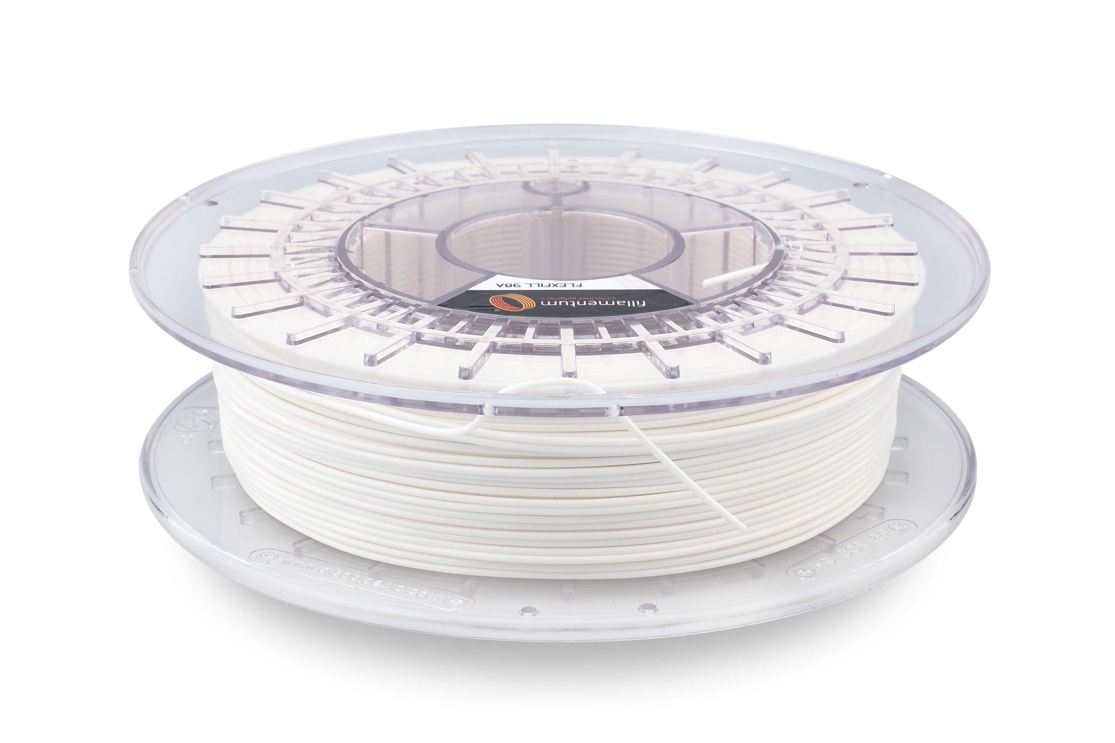 "Fillamentum Flexfill 98A ""Traffic White"""